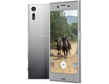 Sony Xperia XZ Dual Platinum (Android 6.0 (Marshmallow)/MSM8996 2150MHz/5.2