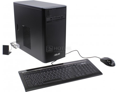 Системный блок ASUS K31AN-RU006T (0.0 / Pentium Dual Core J2900 2410MHz/ 4096Mb/ HDD 500Gb/ NVIDIA GeForce GT 720 2048Mb) MS Windows 10 Home (64-bit) [90PD0161-M05670]