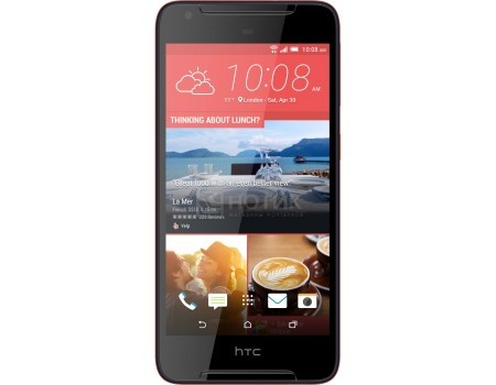 Смартфон HTC Desire 830 Sunset Blue (Android 6.0 (Marshmallow)/MT6795 1500MHz/5.5