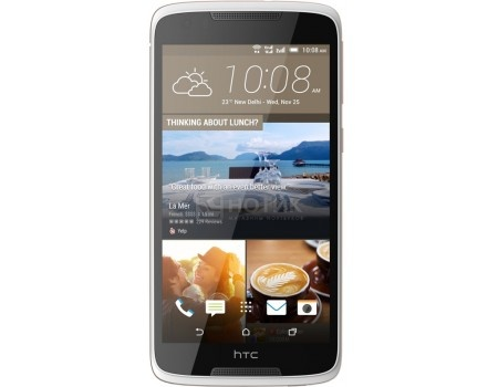 Смартфон HTC Desire 828 Pearl White (Android 5.1/MT6795T 1500MHz/5.5