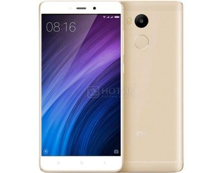 Смартфон Xiaomi Redmi 4 Prime Gold White (Android 6.0 (Marshmallow)/MSM8953 2000MHz/5.0 (1920x1080)/3072Mb/32Gb/4G LTE 3G (EDGE, HSDPA, HSPA+)) [6954176832788]