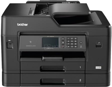 Фотография товара мФУ струйное цветное Brother MFC-J3930DW, A3, 35/27стр/мин, 256Мб, факс, дуплекс, DADF,USB, LAN, WiFi, NFC Черный MFCJ3930DWR1 (50734)