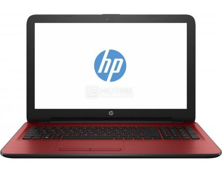 Ноутбук HP 15-ba054ur (15.6 LED/ A6-Series A6-7310 2000MHz/ 4096Mb/ HDD 1000Gb/ AMD Radeon R5 M430 2048Mb) MS Windows 10 Home (64-bit) [X5C32EA]