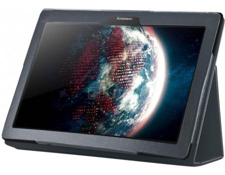 "Чехол-подставка IT Baggage для планшета Lenovo IdeaTab 3 10 Business TB3-X70F TB3-X70L 10"" Искусственная кожа, Черный ITLN3A102-1"