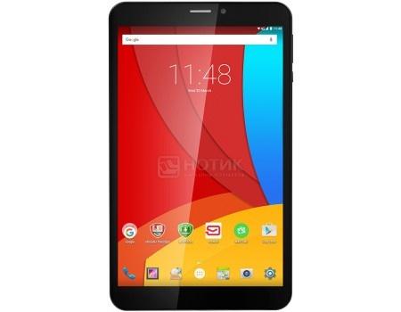 """Планшет Prestigio MultiPad Wize 3508 4G (Android 5.1/MT8735P 1300MHz/8.0"""" (1280x800)/1024Mb/16Gb/4G LTE ) [PMT35084GDGYCIS] от Нотик"""