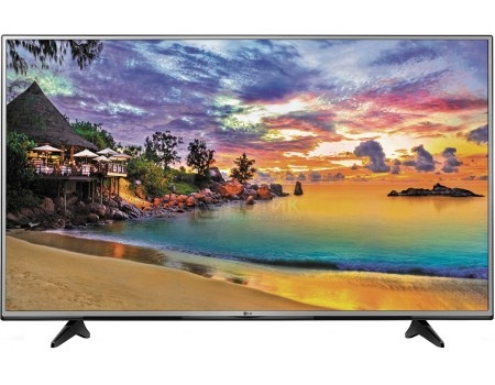 Телевизор LG 55 55UH605V LED, UHD, Smart TV (webOS 3.0), PMI 1200, Серебристый