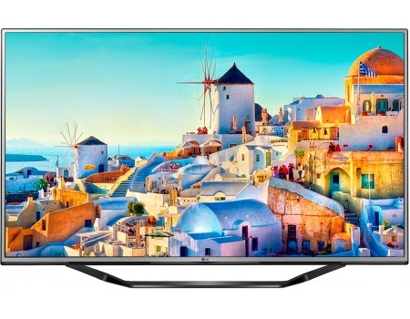 Телевизор LG 55 55UH620V IPS, UHD, Smart TV (webOS 3.0), PMI 1200, Серебристый