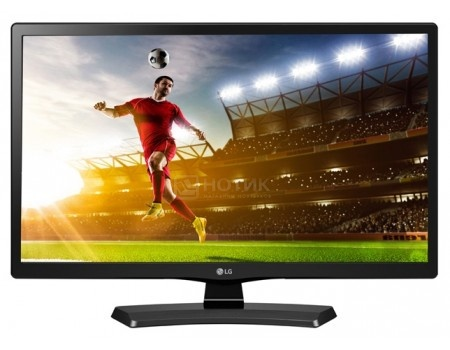 Телевизор LG 28 28MT48VF-PZ, LED, HD, Черный