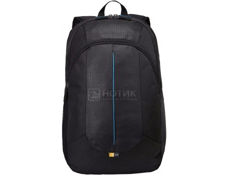 "Рюкзак 17.3"" Case Logic Prevailer, PREV-217 Black Midnight, Полиэстер, Черный"