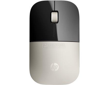 Фотография товара мышь беспроводная HP Z3700 Silver, 1200dpi, Серебристый X7Q44AA (50857)