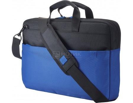 """Сумка 15.6"""" HP Duotone Blue BriefCase , Y4T19AA, Нейлон, Синий/Черный"""