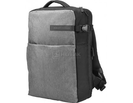 "Рюкзак 15.6"" HP Signature II Backpack, L6V66AA , Полиэстер, Серый"