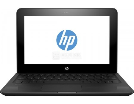 Фотография товара ноутбук HP x360 11-ab010ur (11.6 IPS (LED)/ Celeron Dual Core N3060 1600MHz/ 4096Mb/ HDD 500Gb/ Intel HD Graphics 400 64Mb) MS Windows 10 Home (64-bit) [1JL47EA] (50880)