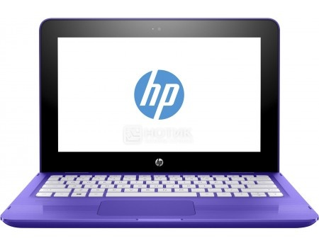 Фотография товара ноутбук HP x360 11-ab013ur (11.6 IPS (LED)/ Pentium Quad Core N3710 1600MHz/ 4096Mb/ HDD 500Gb/ Intel HD Graphics 405 64Mb) MS Windows 10 Home (64-bit) [1JL50EA] (50881)