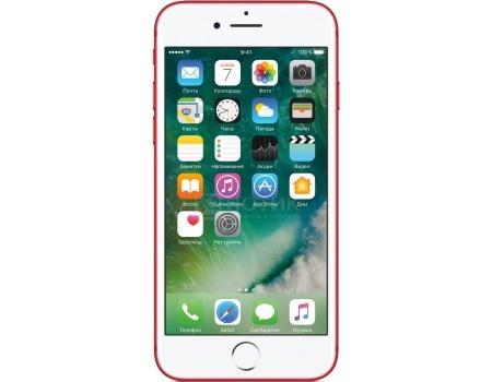 Смартфон Apple iPhone 7 256Gb Red (iOS 10/A10 Fusion 2340MHz/4.7 1334x750/2048Mb/256Gb/4G LTE  ) [MPRM2RU/A] смартфон apple iphone 7 plus 256gb rose gold ios 10 a10 fusion 2340mhz 5 5 1920x1080 3072mb 256gb 4g lte [mn502ru a]
