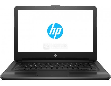 Ноутбук HP 15-ay577ur (15.6 LED/ Celeron Dual Core N3060 1600MHz/ 4096Mb/ SSD / Intel HD Graphics 400 64Mb) Free DOS [1BX35EA]