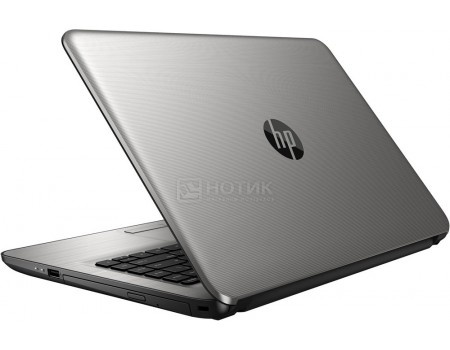 Ноутбук HP 14-bp014ur 1ZJ50EA (Intel Core i7-7500U 2.7 GHz/6144Mb/1000Gb + 128Gb SSD/No ODD/AMD Radeon 530 2048Mb/Wi-Fi/Cam/14.0/1920x1080/Windows 10 64-bit)
