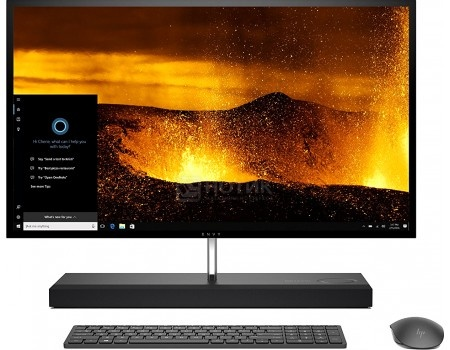 Моноблок HP Envy 27-b101ur (27.0 IPS (LED)/ Core i5 7400T 2400MHz/ 8192Mb/ HDD+SSD 1000Gb/ NVIDIA GeForce® GTX 950M 4096Mb) MS Windows 10 Home (64-bit) [1AV88EA]