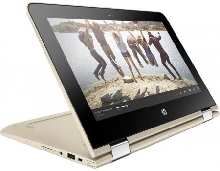 Ноутбук HP Pavilion 11x360 11-u014ur (11.6 IPS (LED)/ Pentium Quad Core N3710 1600MHz/ 4096Mb/ HDD 500Gb/ Intel HD Graphics 405 64Mb) MS Windows 10 Home (64-bit) [1HF62EA]