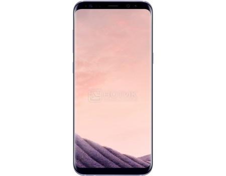 Смартфон Samsung Galaxy S8  64Gb SM-G955FZ Orchid Gray (Android 7.0 (Nougat)/Exynos 8895 2300MHz/6.2* 2960х1440/4096Mb/64Gb/4G LTE ) [SM-G955FZVDSER], арт: 51026 - Samsung