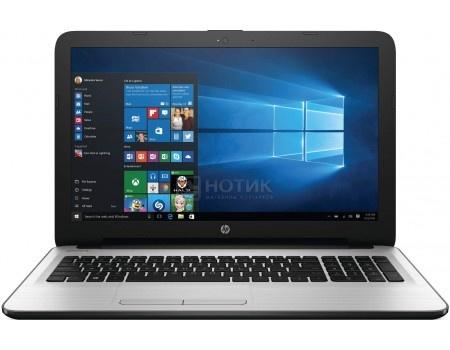Ноутбук HP 15-ba110ur (15.6 LED/ A9-Series A9-9410 2900MHz/ 4096Mb/ HDD 500Gb/ AMD Radeon R5 series 64Mb) MS Windows 10 Home (64-bit) [1MZ75EA]