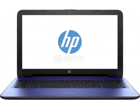 Ноутбук HP 15-ba113ur (15.6 LED/ A9-Series A9-9410 2900MHz/ 4096Mb/ HDD 500Gb/ AMD Radeon R5 series 64Mb) MS Windows 10 Home (64-bit) [1MZ78EA]