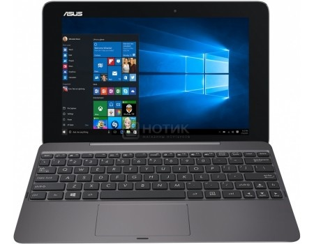Планшет ASUS Transformer Book T101HA-GR001T (MS Windows 10 Home (64-bit)/Z8350 1440MHz/10.1