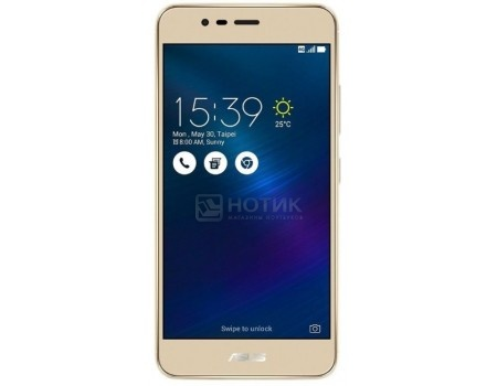 Смартфон Asus Zenfone 3 Max ZC520TL (Android 6.0 (Marshmallow)/MT6737T 1500MHz/5.2