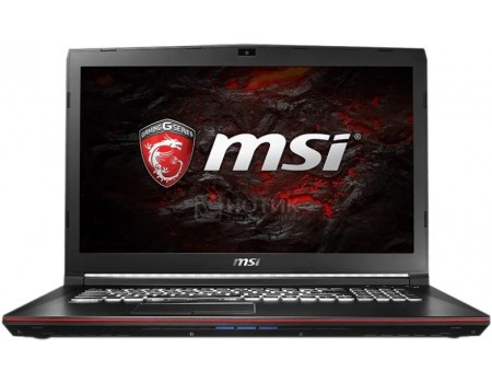 Ноутбук MSI GP72 7RDX-489XRU Leopard (17.3 TN (LED)/ Core i5 7300HQ 2500MHz/ 16384Mb/ HDD 1000Gb/ NVIDIA GeForce® GTX 1050 2048Mb) Free DOS [9S7-1799B3-489]