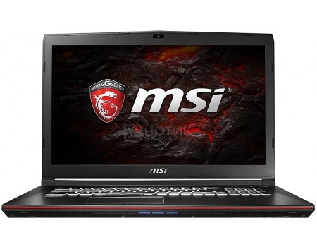 Ноутбук MSI GP72VR 7RFX-477RU Leopard Pro (17.3 TN (LED)/ Core i7 7700HQ 2800MHz/ 8192Mb/ HDD 1000Gb/ NVIDIA GeForce® GTX 1060 3072Mb) MS Windows 10 Home (64-bit) [9S7-179BB3-477]
