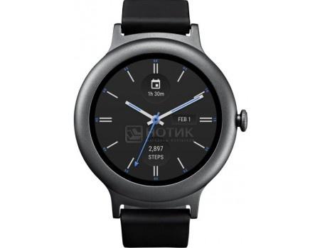 Смарт-часы LG G Watch Style W270, Серый (Титан) LGW270.ACISTN