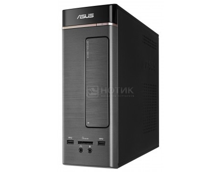 Системный блок ASUS VivoPC K20CD-RU037T (0.0 / Pentium Quad Core G4400 3300MHz/ 4096Mb/ HDD 500Gb/ Intel GeForce GT 720 2048Mb) MS Windows 10 Home (64-bit) [90PD01N2-M07370]