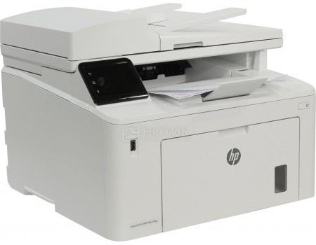 МФУ лазерное монохромное HP LaserJet Pro M227fdw, A4, ADF, дуплекс, 28стр/мин, 256Мб, USB, WiFi, USB, LAN, Факс, Белый G3Q75A