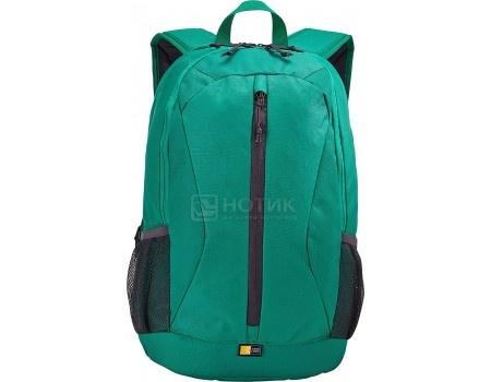 """Рюкзак 15.6"""" Case Logic Ibira IBIR-115-PEPPER , Полиэстер, Зелёный(мятный)"""