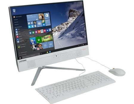 Моноблок Lenovo IdeaCentre 510-22 (21.5 LED/ Core i5 6400T 2200MHz/ 4096Mb/ HDD 1000Gb/ Intel HD Graphics 530 64Mb) MS Windows 10 Home (64-bit) [F0CD008VRK]