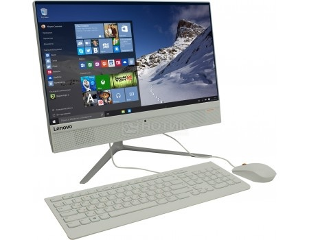 Моноблок Lenovo IdeaCentre 510-23 (23.0 LED/ Core i5 7400T 2400MHz/ 6144Mb/ HDD 1000Gb/ NVIDIA GeForce 940M 2048Mb) MS Windows 10 Home (64-bit) [F0CD00DMRK]