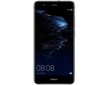 Смартфон Huawei P10 Dual Sim Lite Black (Android 7.0 (Nougat)/Kirin 658 2100MHz/5.2* 1920x1080/3072Mb/32Gb/4G LTE ) [51091LXL], арт: 51220 - Huawei