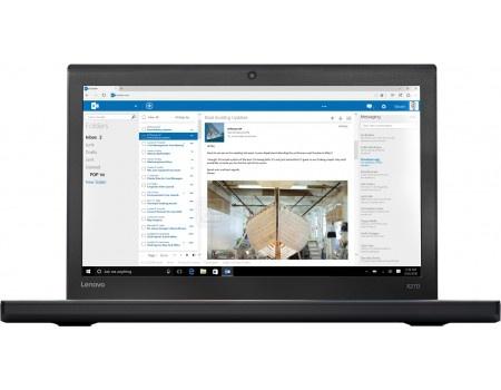 Ноутбук Lenovo ThinkPad X270 (12.5 TN (LED)/ Core i3 7100U 2400MHz/ 4096Mb/ HDD 500Gb/ Intel HD Graphics 620 64Mb) Free DOS [20HNS03K00]
