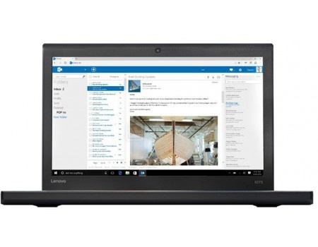 Ноутбук Lenovo ThinkPad X270 (12.5 TN (LED)/ Core i5 7200U 2500MHz/ 4096Mb/ HDD 500Gb/ Intel HD Graphics 620 64Mb) MS Windows 10 Professional (64-bit) [20HN0064RT]