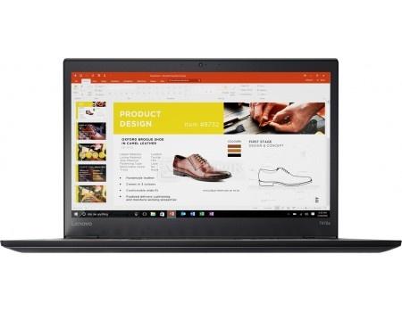 Ноутбук Lenovo ThinkPad T470s (14.0 IPS (LED)/ Core i5 7200U 2500MHz/ 8192Mb/ SSD / Intel HD Graphics 620 64Mb) MS Windows 10 Professional (64-bit) [20HF0000RT]