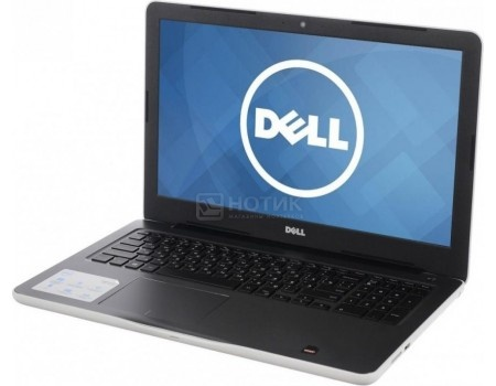 Ноутбук Dell Inspiron 5565 (15.6 LED/ A10-Series A10-9600P 2400MHz/ 8192Mb/ HDD 1000Gb/ AMD Radeon R7 M445 4096Mb) MS Windows 10 Home (64-bit) [5565-7483]
