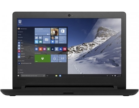 Ноутбук Lenovo IdeaPad 110-14 (14.0 LED/ Celeron Dual Core N3060 1600MHz/ 4096Mb/ HDD 500Gb/ Intel HD Graphics 400 64Mb) MS Windows 10 Home (64-bit) [80T60066RK]