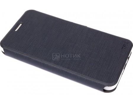 Чехол-книжка TFN Book Case для Samsung Galaxy J710, Пластик, Серый, BC-05-014TPUDG от Нотик