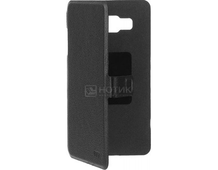 Чехол-книжка TFN Flip Cover для Samsung Galaxy J710, Пластик, Черный, BC-05-014PUBK1 фото