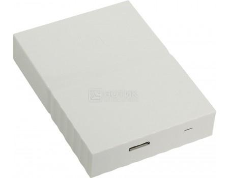 """Внешний жесткий диск Western Digital 4Tb WDBUAX0040BWT-EEUE My Passport 2.5"""" USB 3.0, Белый"""