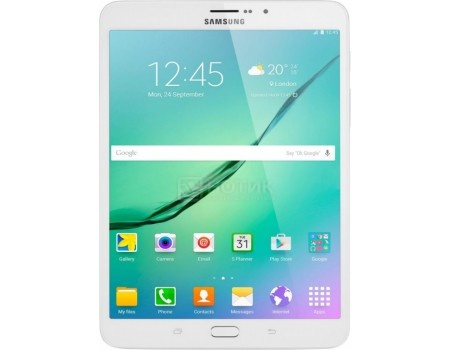 "Планшет Samsung Galaxy TAB S2 8.0 SM-T719 32Gb White (Android 6.0 (Marshmallow)/MSM8976 1800MHz/8.0"" 2048x1536/3072Mb/32Gb/4G LTE ) [SM-T719NZWESER]"
