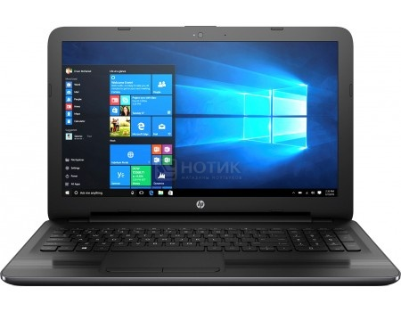 Ноутбук HP 250 G5 (15.6 LED/ Pentium Quad Core N3710 1600MHz/ 4096Mb/ SSD / Intel HD Graphics 405 64Mb) Free DOS [W4N49EA]