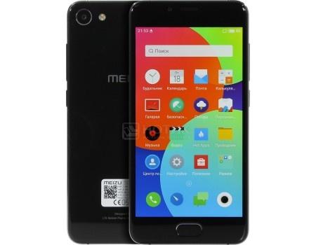 Смартфон Meizu U10 32Gb Gold (Android 6.0 (Marshmallow)/MT6750 1500MHz/5.0 1280x720/3072Mb/32Gb/4G LTE  ) [U680H-32-G] смартфон meizu u20 32 gb rose gold white