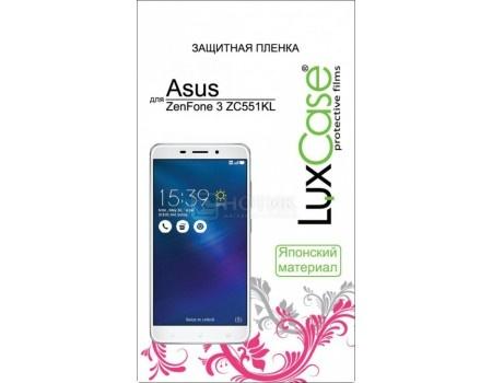 Защитная пленка LuxCase для cмартфона ASUS ZenFone 3 ZC551KL (Антибликовая) 51799 защитная пленка luxcase sp для asus zenfone 3 zc551kl на весь экран глянцевая