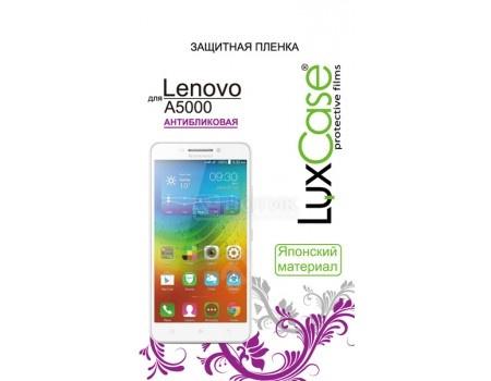 Защитная пленка LuxCase для смартфона Lenovo A5000 (Антибликовая) 51048
